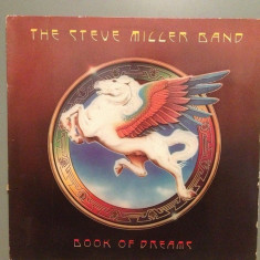 THE STEVE MILLER BAND - BOOK OF DREAMS (1977/VERTIGO/RFG) - Vinil/Impecabil - Muzica Rock Phonogram rec