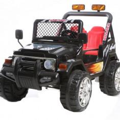 Masinuta electrica Black Edition S618 12volti - Masinuta electrica copii
