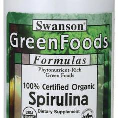 Spirulina 500 mg/comprimat, 180 comprimate - Produs sporirea imunitatii