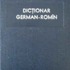 Dictionar German-Roman - Mihai Isbasescu