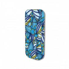 Sticker IQOS personalizare, autocolant removable iSMOQ blue exotic fruits - Accesoriu tigara electronica