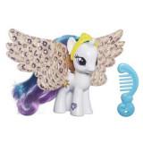 Jucarie My Little Pony Printesa Celestia Shimmer Flutters B5717 Hasbro
