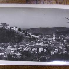 SIGHISOARA - VEDERE GENERALA - FOTOGRAFIE ORIGINALA - Harta Europei