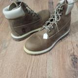 Bocanci dama TIMBERLAND originali noi piele waterproof bej vintage 36