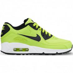 Pantofi sport dama femei Nike Air Max 90 FB Lime 705392-700