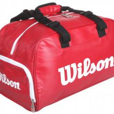 Red Duffel Small 2018 geanta sport - Geanta tenis Wilson