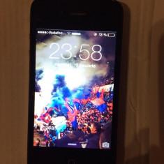 Vand iPhone 4s Apple, Negru, 16GB, Neblocat