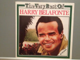 HARRY BELAFONTE - THE VERY BEST (1983/RCA/RFG) - Vinil/Analog/Impecabil (NM), rca records