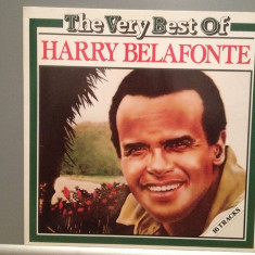 HARRY BELAFONTE - THE VERY BEST (1983/RCA/RFG) - Vinil/Analog/Impecabil (NM) - Muzica Pop rca records