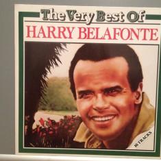 HARRY BELAFONTE - THE VERY BEST (1983/RCA/RFG) - Vinil/Analog/Impecabil (NM) - Muzica Pop rca records
