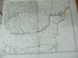 Marea Neagra Valahia Basarabia Bulgaria 1844 Gambier harta