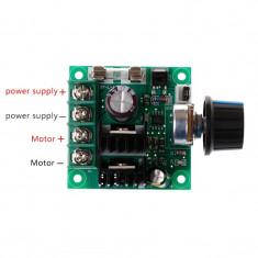 9V-50V 10A PWM DC Motor Speed Controller (FS01133) - Alimentator