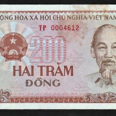 Vietnam Lot Vietnam 200 si 500 Dong - bancnota asia