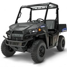 Polaris Ranger EV Avalanche Gray '17 - ATV