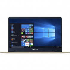 Laptop Asus ZenBook UX430UA-GV261T 14 inch FHD Intel Core i5-8250U 8GB DDR4 256GB SSD FPR Windows 10 Home Gold