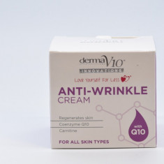 Derma V10 - Crema Anti-rid