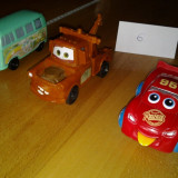 (6) Disney Cars Pixar / masinute copii 10 cm - Masinuta
