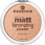 Pudra Bronzanta Mata Sun Club Pentru Blonde / Brunete, Essence