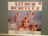 STEREO PERFECT 2 - THE JACK LESTER SPECIAL BAND (1977/RCA/RFG) - Vinil/Analog/NM
