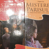 Misterele Parisului de Eugene Sue (2 volume) - Roman