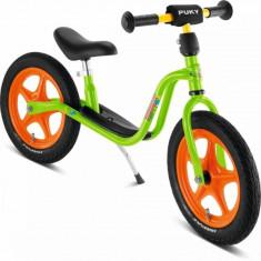 Bicicleta fara pedale 87 x 34 cm LR1 Verde Puky - Bicicleta copii