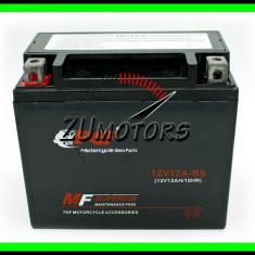 BATERIE Atv 12AH 12A 12V 12 Amperi cu GEL fara intretinere - Baterie Moto