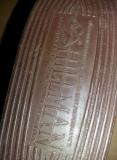 Manson cauciuc Original vintage  pt.PAT ARMA/PUSCA,Amortizor pat pusca,T.GRATUIT