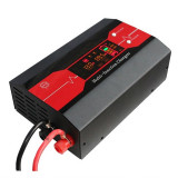 Redresor 12V/24V, display digital, Oem