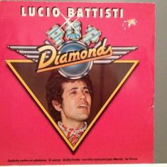 LUCIO BATISTI - BEST OF (1976/METRONOME/RFG) - Vinil/Analog/Impecabil (NM) - Muzica Pop