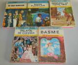 Lot 5 volume Biblioteca pentru toti, Basme, Romane, Povesti, Charles Dickens