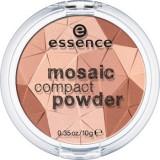 Pudra Mosaic, Essence