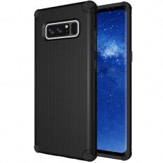 Husa Light Armor pentru Samsung Galaxy Note 8, Black - Husa Telefon