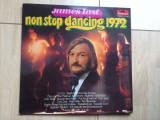 James last non stop dancing 1972 disc vinyl lp muzica pop rock jazz vest germany, VINIL, Polydor