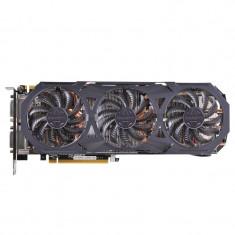 Placa video GIGABYTE NVIDIA N970G1 GAMING-4GD, GTX970, PCI-E, 4096MB GDDR5, 256bit, Base / Boost clock#1178 / 1329 MHz, 7Gbps, 2xDVI, HDMI, DP, bulk - Placa video PC Gigabyte, PCI Express, 3 GB