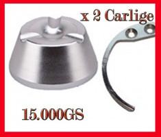 Magnet detasator 15000 GS + 2 Carlige detasatoare foto