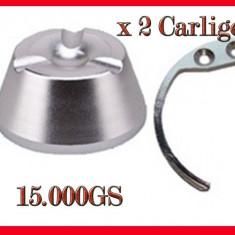 Magnet detasator 15000 GS + 2 Carlige detasatoare
