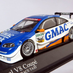 Minichamps OPEL Astra V8 coupe  GMAC Race Taxi DTM 2004 1:43