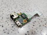Modul USB + LAN laptop Hp 15 , 15-e016tx