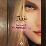 Furia, Jurnalele Vampirilor, Vol. 3 -L.J. Smith - Carte SF, Rao
