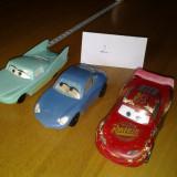(2) Disney Cars Pixar / masinute copii 10 cm - Masinuta
