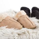 Papuci de casa caldurosi relax