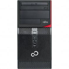Sistem desktop Fujitsu Esprimo P556 MT Intel Core i5-7400 4GB DDR4 1TB HDD Black - Sisteme desktop fara monitor