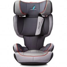Scaun auto cu Isofix Caretero Huggi Grey - Scaun auto copii