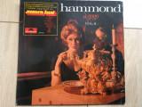 James last seine hammond bar combo a gogo vol II disc vinyl lp muzica pop jazz, VINIL, Polydor