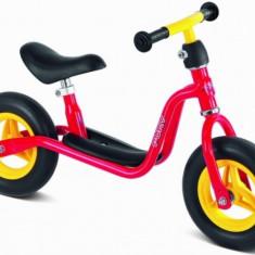 Bicicleta fara pedale 73 x 29 cm LRM Rosu Puky - Bicicleta copii
