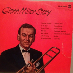 GLENN MILLER - STORY - BEST OF (1958/RCA/RFG) - Vinil/Analog/ - Muzica Jazz emi records