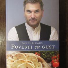 POVESTI CU GUST -MIRCEA RADU - Carte Alimentatie