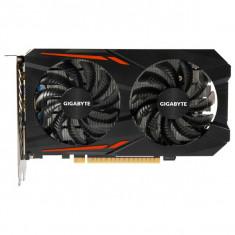 Placa video GIGABYTE NVIDIA GeForce GTX 1050 Ti OC 4G, 4GB GDDR5, 128bit, GV-N105TOC-4GD - Placa video PC