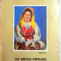 DRAG MI - I CANTECUL SI VIATA, 150 DE CANTECE POPULARE de FLORICA DUMA, 1975 - Carte Fabule