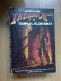 w3 Indiana Jones -Templul Blestemat  - James Kahn